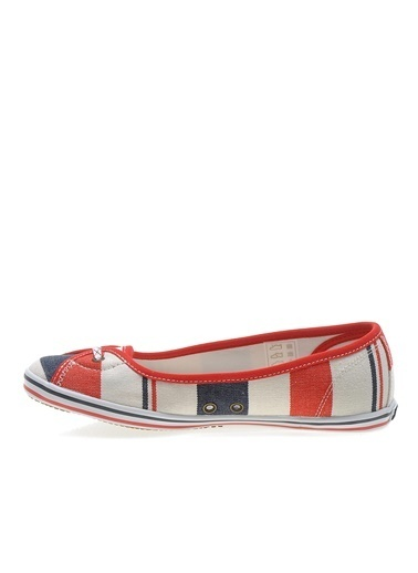 Fred Perry Ayakkabı Kırmızı